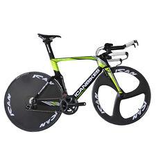 ICAN Carbon Fiber Time Trial Bike 57.5 cm Shimano Ultegra 11 Speed