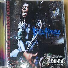 Busta Rhymes 1997 When Disaster Strikes Rap Flipmode Diddy Mase Anthony Hamilton