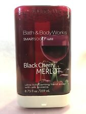 NEW BATH & BODY WORKS BLACK CHERRY MERLOT SMART SOAP FOAMING REFILL 8.75 FL OZ