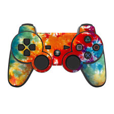 Sony PS3 Controller Skin - Tie Dyed - DecalGirl Decal