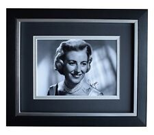 More details for vera lynn signed 10x8 framed photo autograph display ww2 music aftal coa