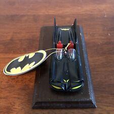 "Kurt S. Adler~Retro Style Batmobile Ornament~4.5""~Brand New/With Tag!"