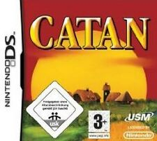 Nintendo DS 3ds les colons de Catane la première île marins allemand neuwerti