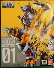 Bandai Digivolving Spirits 01 Wargreymon Digimon Adventure action figure