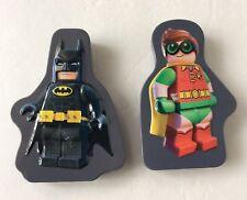 McDonald's Lego Batman Puzzle In Tin Collectors 2017 Puzzle Toy Lego Movie