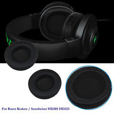 Replacement Ear Cushion Earpad For Razer Kraken/Sennheiser HD205 HD225 Headphone