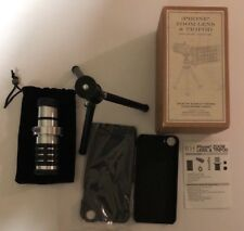 iPhone Zoom Lens & Tripod For iPhone 5/5S/6 NIB