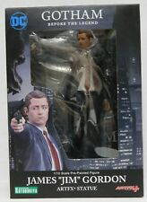 "James ""Jim"" Gordon 1/10 Scale Statue Gotham TV Series Kotobukiya ArtFX Sealed"