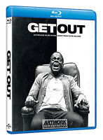 SCAPPA - GET OUT  BLUE-RAY HORROR
