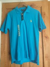 New Womens  U.S POLO ASSN Polo Shirt Size XL 18 Rrp $30