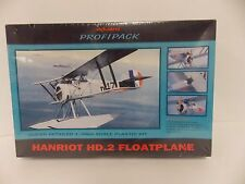 1/48 Eduard Plastic Model HANRIOT HD.2 Floatplane New Made in Czech Rep