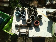 Assorted boat trailer rollers as shown in pics