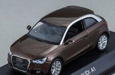 Audi A1 2011 tick brown KYOSHO 03801TBR 1/43