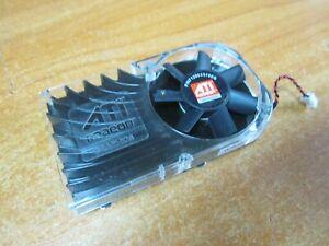 Original Graphics Card Cooler 7120035100g Cooling Radiator ATI Radeon Video