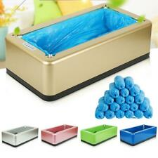 Automatic Shoe Cover Dispenser Machine Cleaning Cover Waterproof Home Carpet new