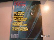 **c Aviation & Pilote privé n°166 Ercoupe / Alain Ernoult / Les O.S de Montauban