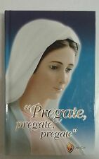 Libro di Preghiere Cristiane Pregate Editore Shalom  NUOVO Copertina Rigida