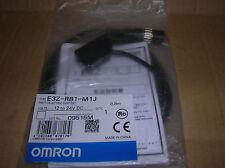 OMRON E3Z-R81-M1J Photoelectric Sensor Reflexionlichtschranke NEU D0487