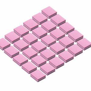 Mini Nail Files Buffer Blocks Double-sided Colorful Sponge Gel Polish Manicure