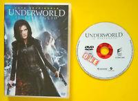 DVD Film Ita Fantascienza UNDERWORLD Il Risveglio ex nolo no vhs cd lp mc (T4)