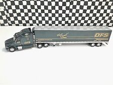 DCP Peterbilt 387 Tractor w/Refer Trailer-Danfreight Systems-1:64 Diecast Boxed