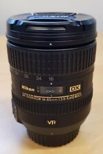 Nikon AF-S DX 16-85mm 3.5-5.6G ED VR Lens, Good condition