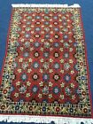 Handmade Carpet Varamin Rug Mina Khani Design