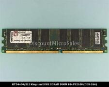 Kingston KTD4400/512 DDR 512MB PC-2100 Non ECC 266Mhz RAM Memory
