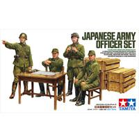 Tamiya 35341 Japanese Army Officer Set 1/35
