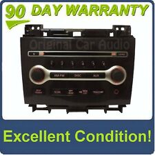 2013 Nissan Maxima OEM Stereo AM FM RADIO AUX 6 Disc Changer Cd Player