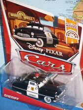 DISNEY PIXAR CARS SHERIFF #1/11 WHEEL WELL MOTEL ***BRAND NEW & RARE***