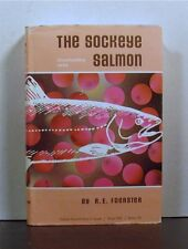 The Sockeye Salmon, an Overview, Life Cycle Environment, Canada,  Fish