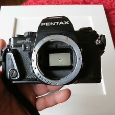 Pentax Super A black 35mm Camera body only - tested works great