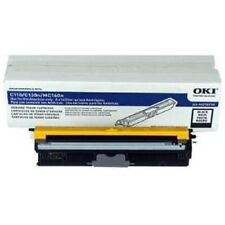 Okidata 44250716 Black Toner Cartridge Type D1 For C110/c130n/mc160 Mfp 2.5k