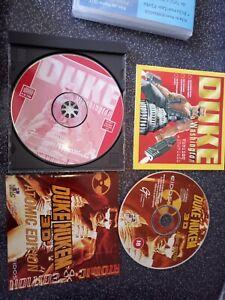 Duke Nukem 3D Atomic Édition Jeux PC Ancien Comme Sur Photo