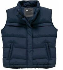 PREMIUM HEAVY DUTY QUILTED WOMENS PADDED GILET BODYWARMER SLEEVELESS WORK JACKET