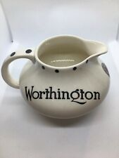 More details for 1920's advertising worthington india pale ale beer water jug burton on trent