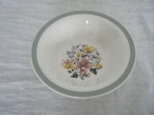 Vintage Original Bowls Tableware Woods Ware Pottery