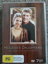McLeod's Daughters Complete Season 5 [DVD][2004]