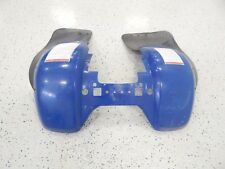 POLARIS ATV 1995-1997 MAGNUM BLUE FRONT FENDER ASSEMBLY 2631597-157