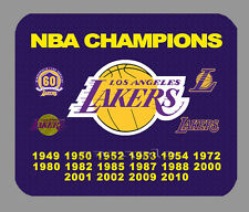 Item#324 Los Angeles Lakers Championship Banner Mouse Pad