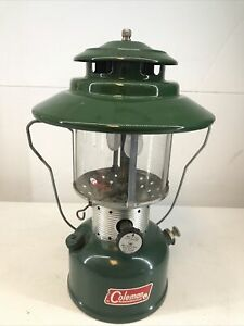 Good Condition Vintage coleman lantern model 228 F date -September 1965