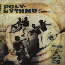 ORCHESTRE POLY RYTHMO DE COTONOU ANALOG AFRICA RECORDS 2 LP VINYLE NEUF NEW