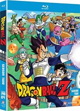 DRAGON BALL Z - COMPLETE SEASON 2 -  Blu Ray - Sealed Region free