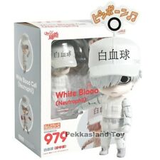 Cells at Work! Nendoroid 979 White Blood Cells PVC Action Figure New In Box