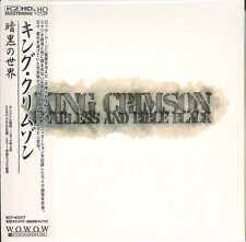 KING CRIMSON-STARLESS AND BIBLE BLACK -JAPAN MINI LP HQCD G09