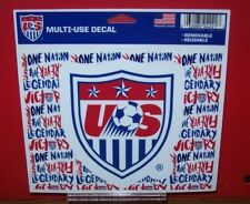 US ONE NATION 5X6 ULTRA DECAL WINCRAFT DECAL SHEET