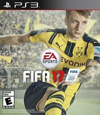 NEW FIFA 17 (Sony PlayStation 3, 2016) Soccer Football