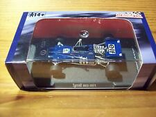 1/43 RBA 1971 TYRRELL 003 JACKIE STEWART WORLD CHAMPION 1971