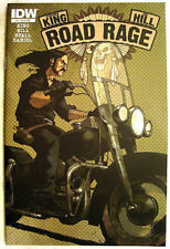 Stephen King ROAD RAGE # 1 Comic ~ VARIANT 1:10 COVER ~ NM/UNREAD JOE HILL IDW